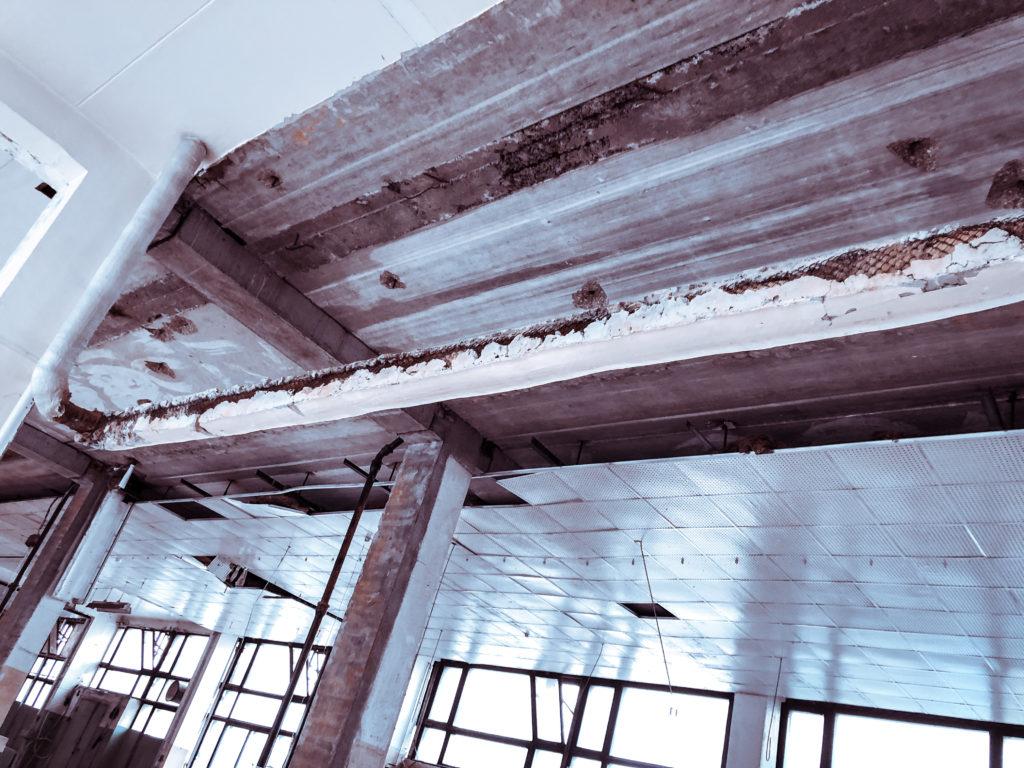 Техническое состояние здания